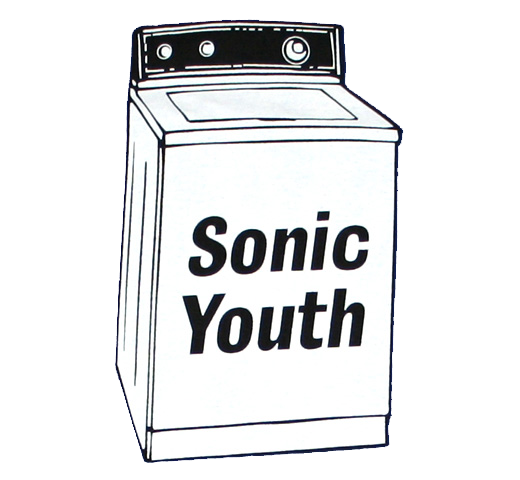Sonic Youth Washing Machine Tee Png Sonic Youth Sonic Youth