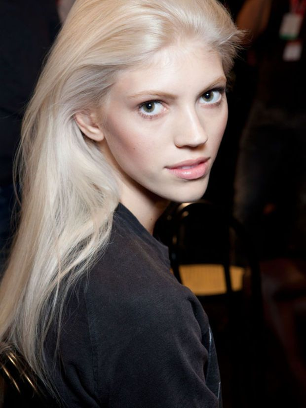 cold light blonde hair - Google-søk