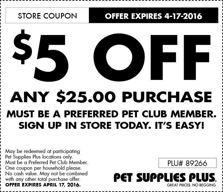 201603wiland 5off Pet Supplies Plus Pet Supplies Pets