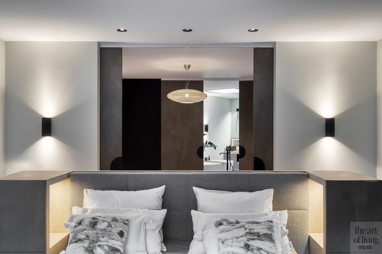 Stijlvolle master bedroom