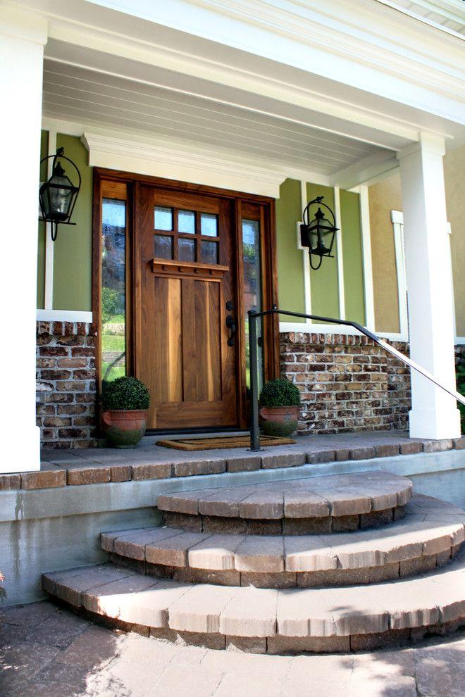 Entry Door Craftsman Door Craftsman Front Doors House