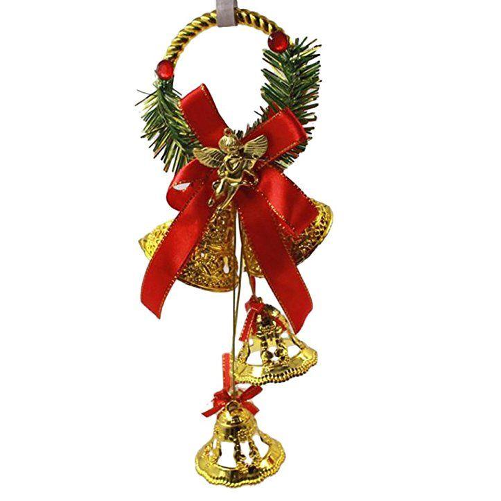 Christbaumschmuck /'Weihnachtsmann/' Ø 8 cm Tannenbaumschmuck Weihnachtskugel Fest