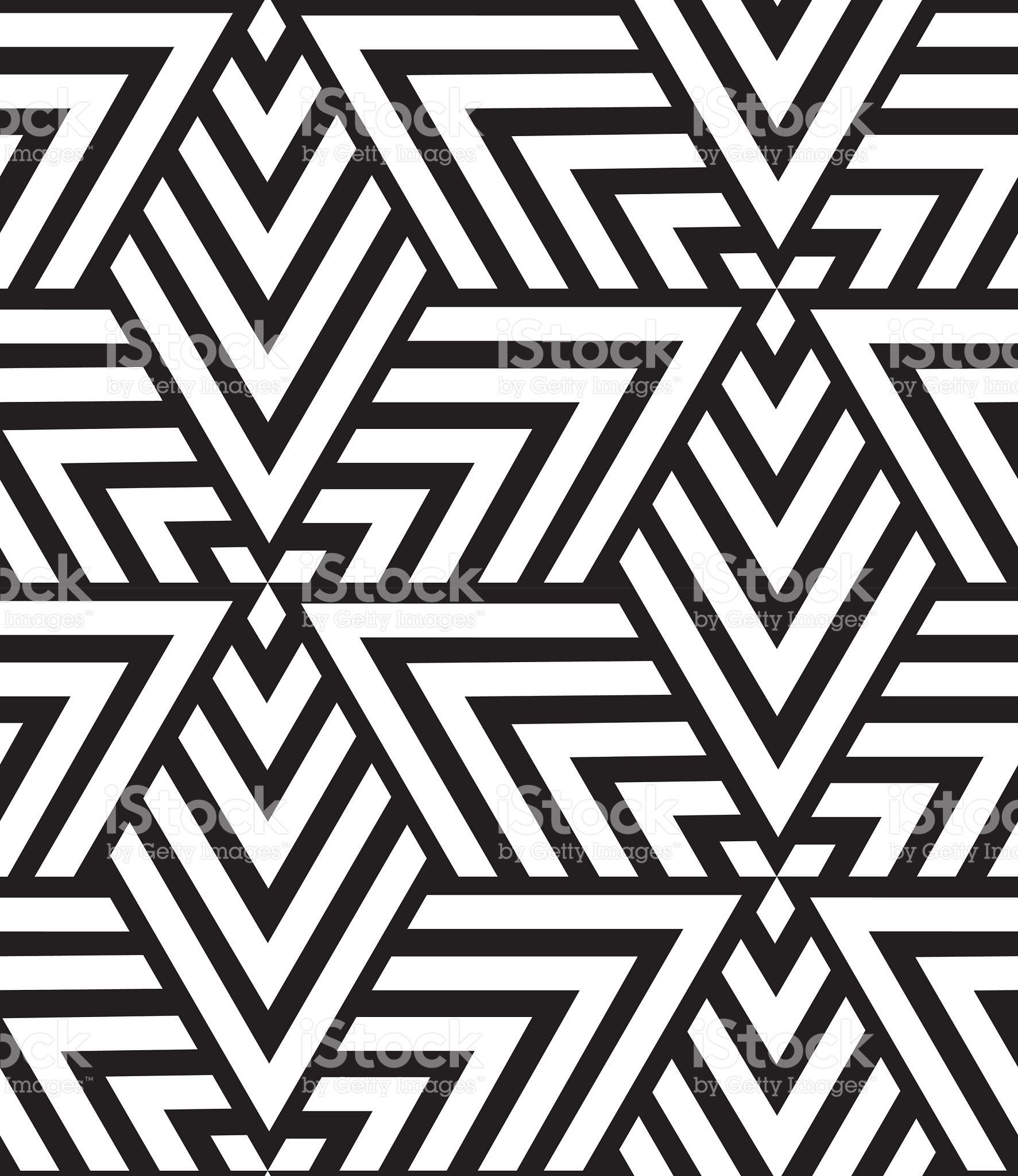 Vector seamless pattern. Modern geometric texture. Repeating abstract... en 2020 | Art de ...