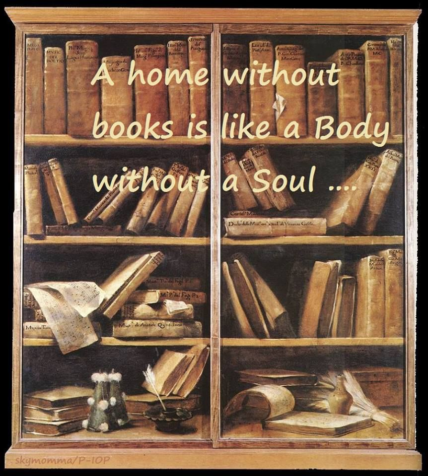 So many books, so little time. ~ Frank Zappa
