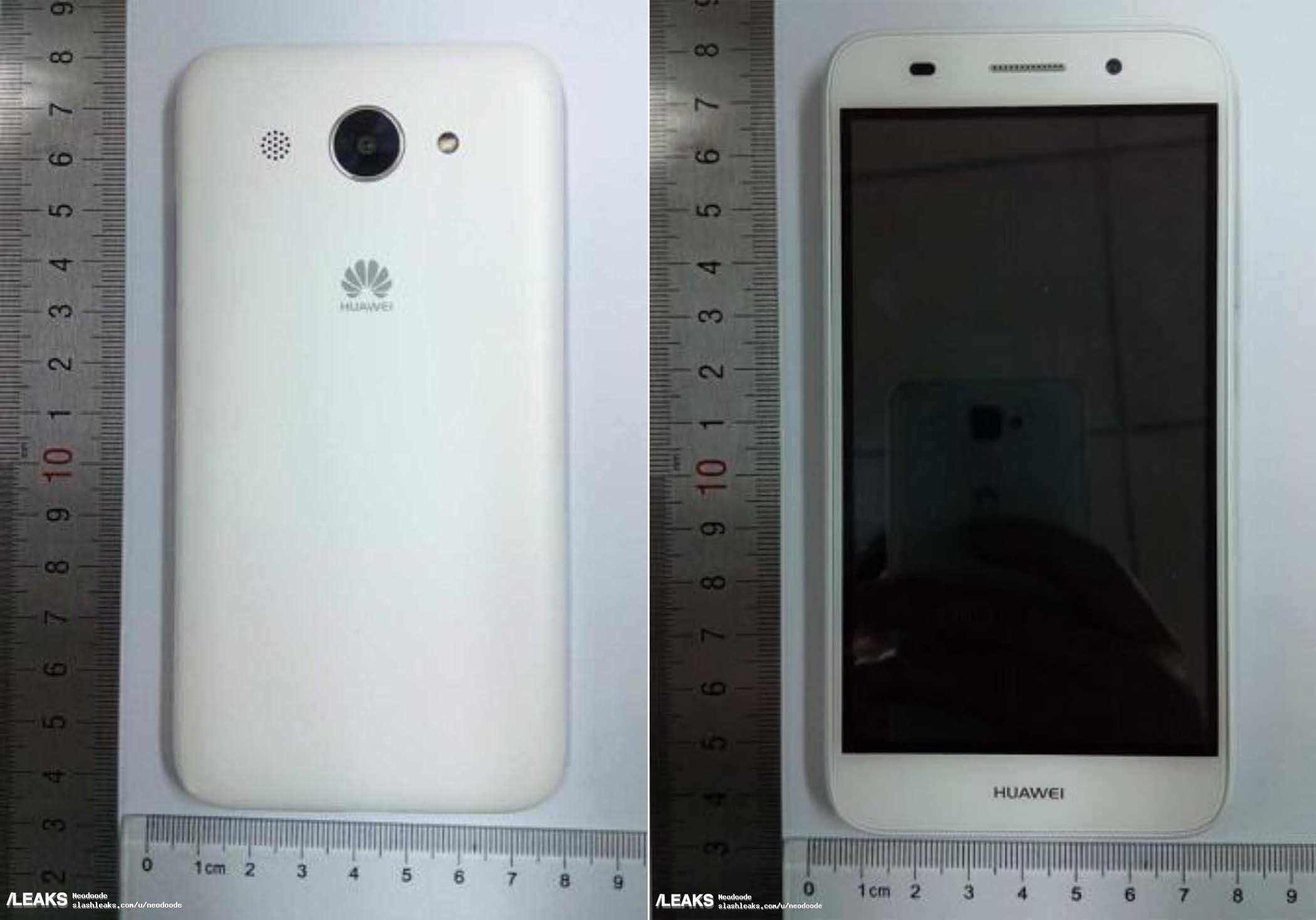 Supposed Huawei Y3 (2017) Leaks Alongside Its User Manual | Android
