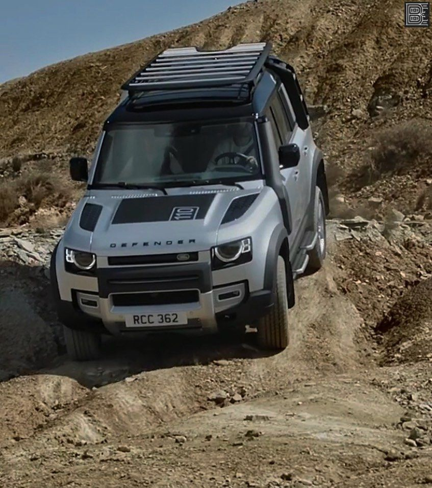 Car Cars Supercars Who Rates The New Land Rover Defenderdo You Like The Shape Land Rover New Land Rover Defender New Defender