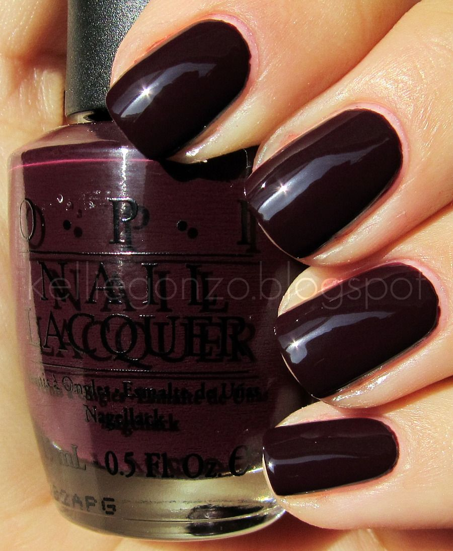 Opi Swiss Collection Part 1 Opi Nails Nail Polish Fabulous Nails