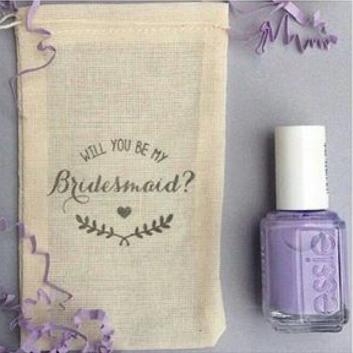 Will you be my bridesmaid? | http://mysweetengagement.com/galleries ...