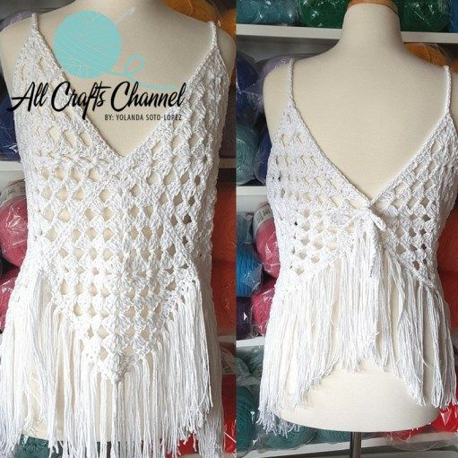 Easy Breezy Beautiful Crochet Top Crochet With Helpful Tips And