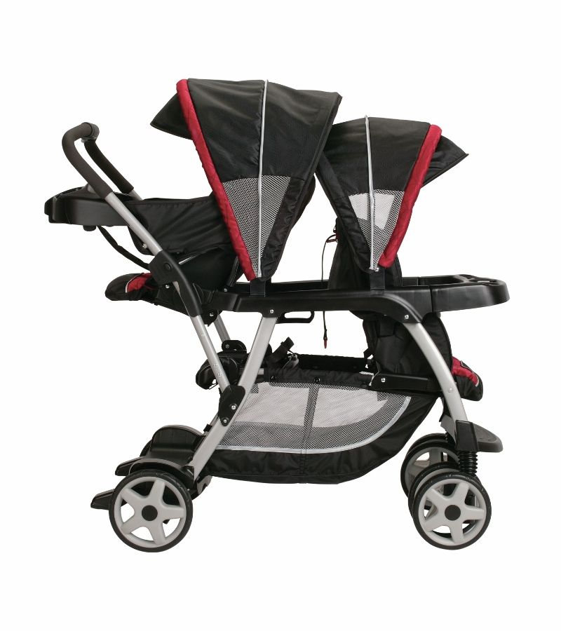 Graco Ready2grow Click Connect Duo Stroller Lyric Baby