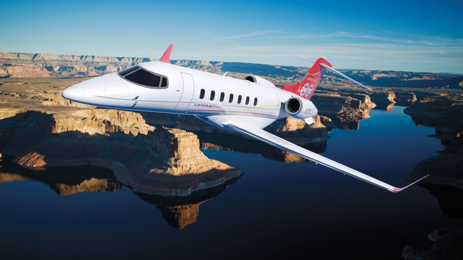 List of Synonyms and Antonyms of the Word: learjet 85 desktop
