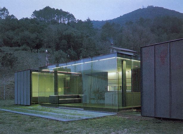 Casa M Lidia Montagut Girona Rcr Arquitectes
