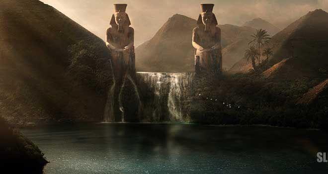 fantasy Ancient Egyptian   Ancient Egypt Dreams ...