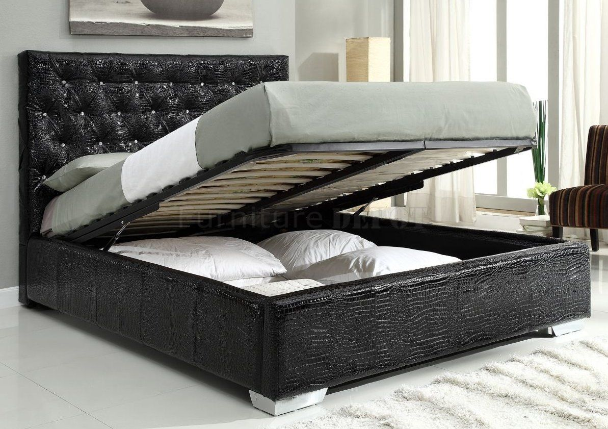 Black Bedroom Furniture For more pictures and design ideas, please ...