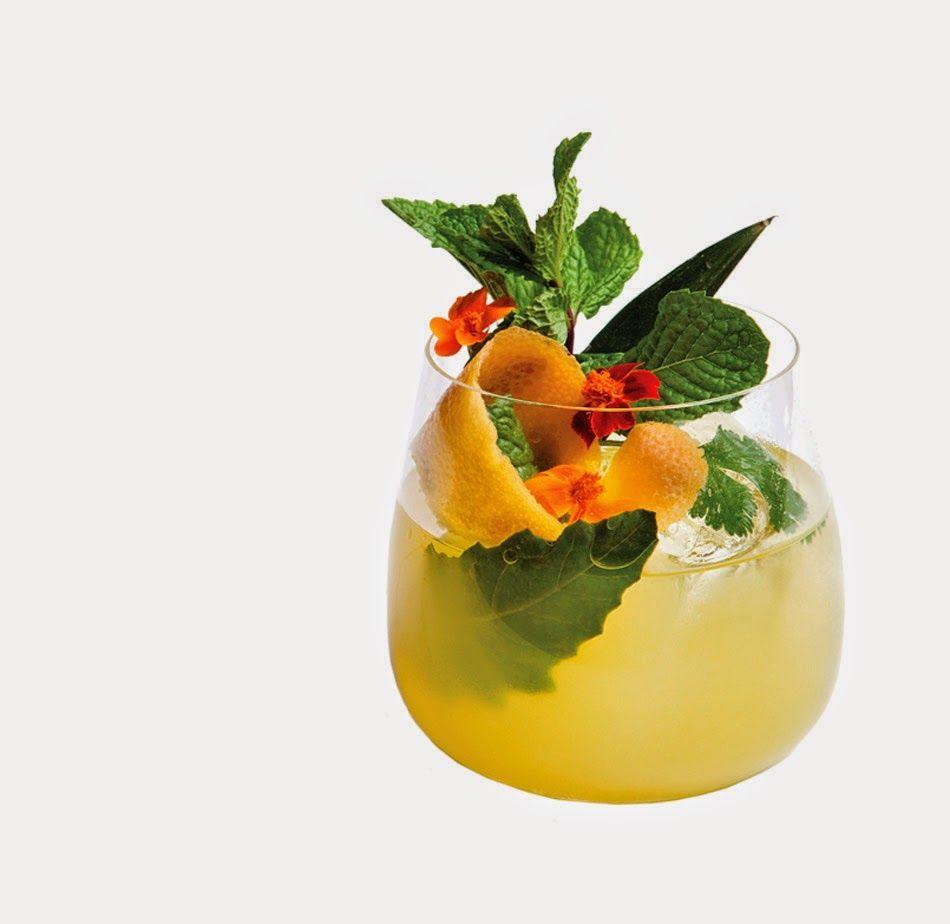 كنزى عصير الجريب فروت والأناناس لخفض الوزن Food Presentation Creamy Cocktails Beautiful Food