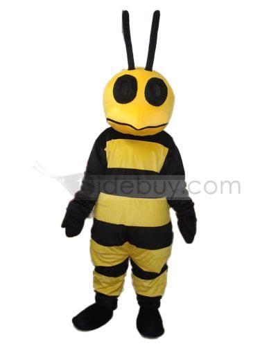 Strange Mouth Bee Mascot Adult Costume Adult Costumes Goofy Dog