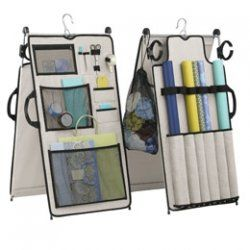 Wrapping Paper Organizers