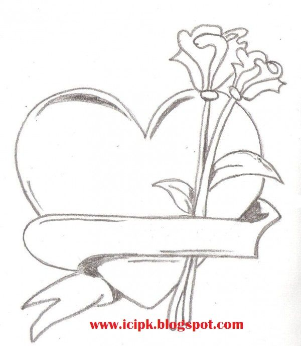 Heart drawings sketching reference doodling too pinterest heart drawings ccuart Choice Image