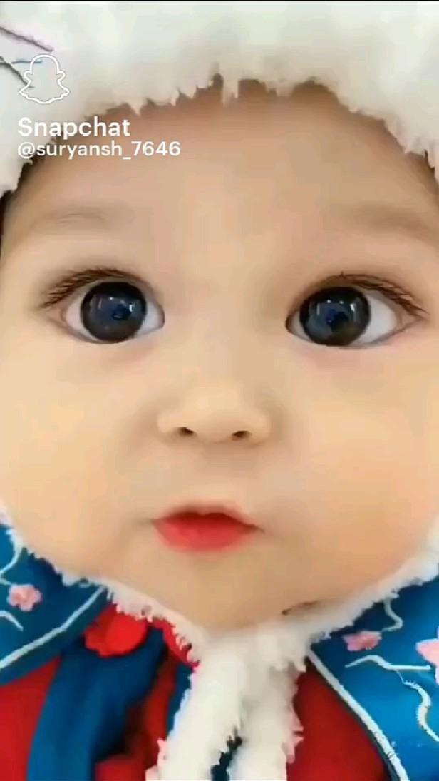 Cute baby😍❣️