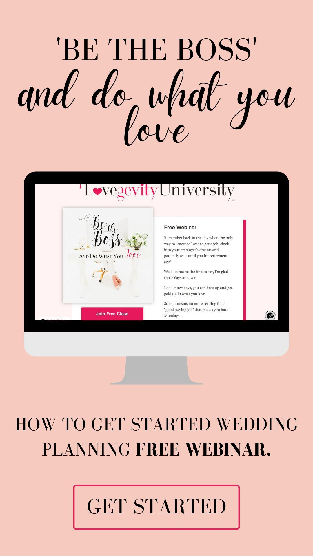 Be Your Own Boss And Start Your Work From Home Journey Wedding Planner Business Wedding Planning Business Event Planning Business