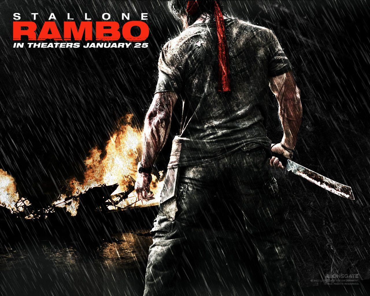 Upcoming Movies Wallpaper Rambo Sylvester Stallone Movie Wallpapers Upcoming Movies