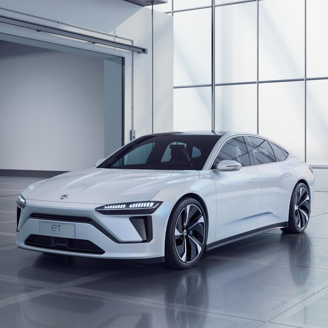 Car Design World On Instagram Nio Et Preview Official Photos Electric Vehicle From China Range 550 Km Cardesign Car Design Electric Cars Car Electricity