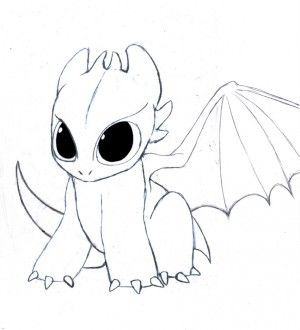 How To Train Your Dragon Coloring Pages 27