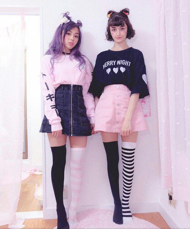 Instagram naomeoww tags pastel cute pink black