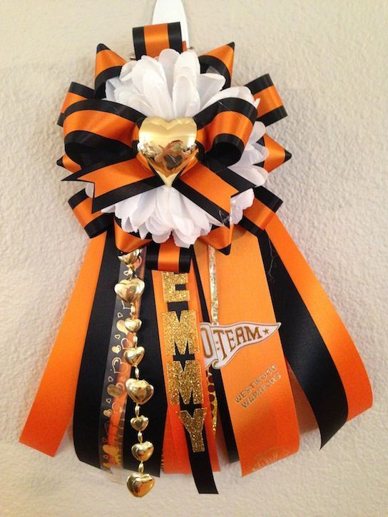 Place your order today, have it ready for your homecoming. Any questions? at (512)709-5440  Order Today, We Ship!  Featured on Fox Hit TV Show GLEE Homecoming Episode. We've been making fabulous homecoming mums and garters for 10 years based in Austin and RGV, shipping nationwide. Visit, www.stephaniesmumshop.com #homecomingmumsdiy Place your order today, have it ready for your homecoming. Any questions? at (512)709-5440  Order Today, We Ship!  Featured on Fox Hit TV Show GLEE Homecoming Episode #homecomingmumsdiy