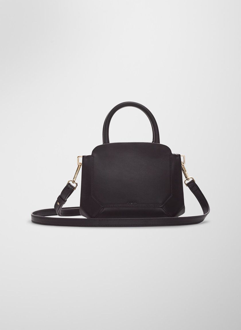 Auxiliary Mini Bega Satchel Bag Good Things Come In