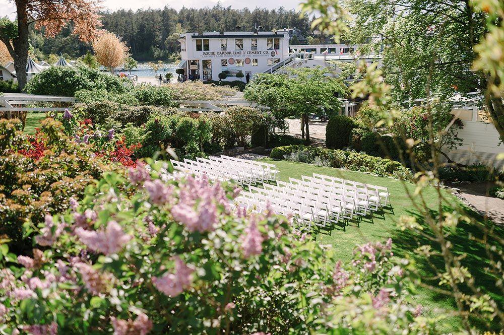 12 Seaside Wedding Ideas with Roche Harbor Resort