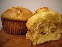 Zitronenmuffins : Muffin Rezepte