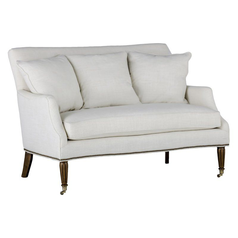 Superb Gabby Dahlia Scatter Back Loveseat Products In 2019 Bralicious Painted Fabric Chair Ideas Braliciousco