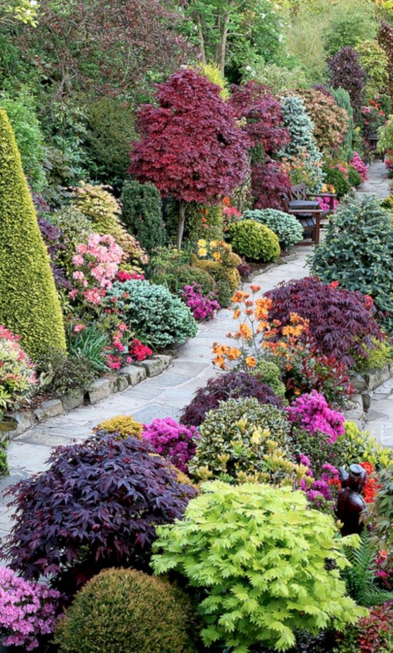 29 10 Exquisite Natural Garden Paths For Your Backyard   English ...
