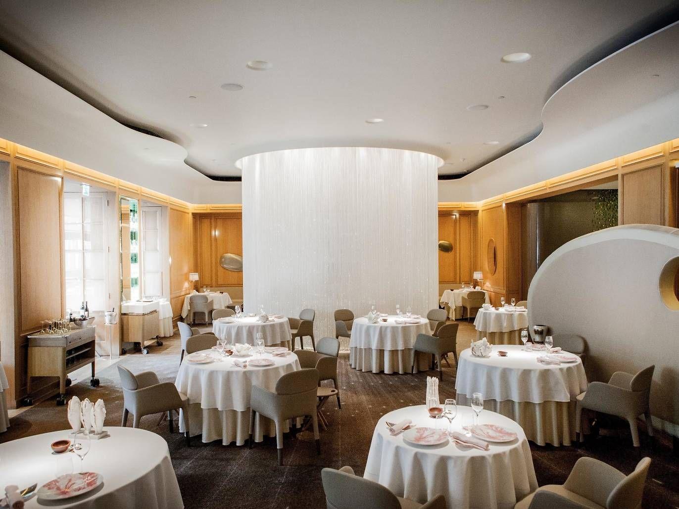 Michelin Star Restaurants In London Restaurant Interior Design