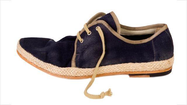 Zapato Maxim, de n.d.c.