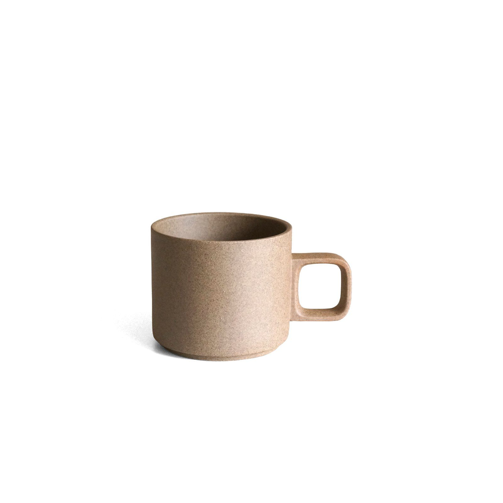 Mug Cup (natural, S) by Hasani Porcelain. | Kitchen accessories ...