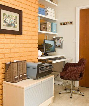 Home Office Ideas On Pinterest 40 Pins