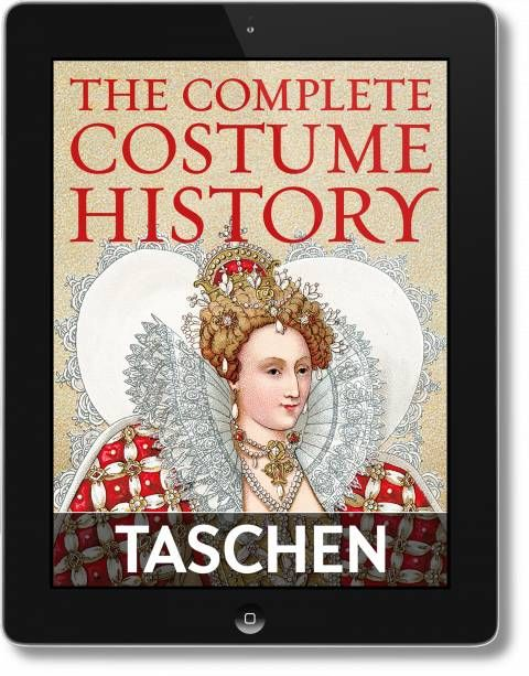 TASCHEN Books: Search for costume and design (Books & Limited Editions)