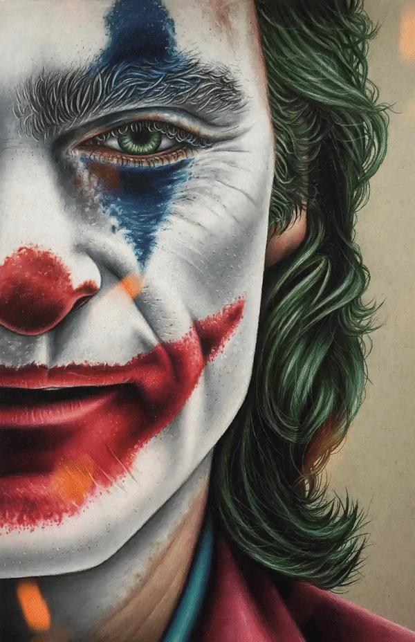 The Joker Gif Joker Wallpapers Joker Drawings Batman Joker Wallpaper