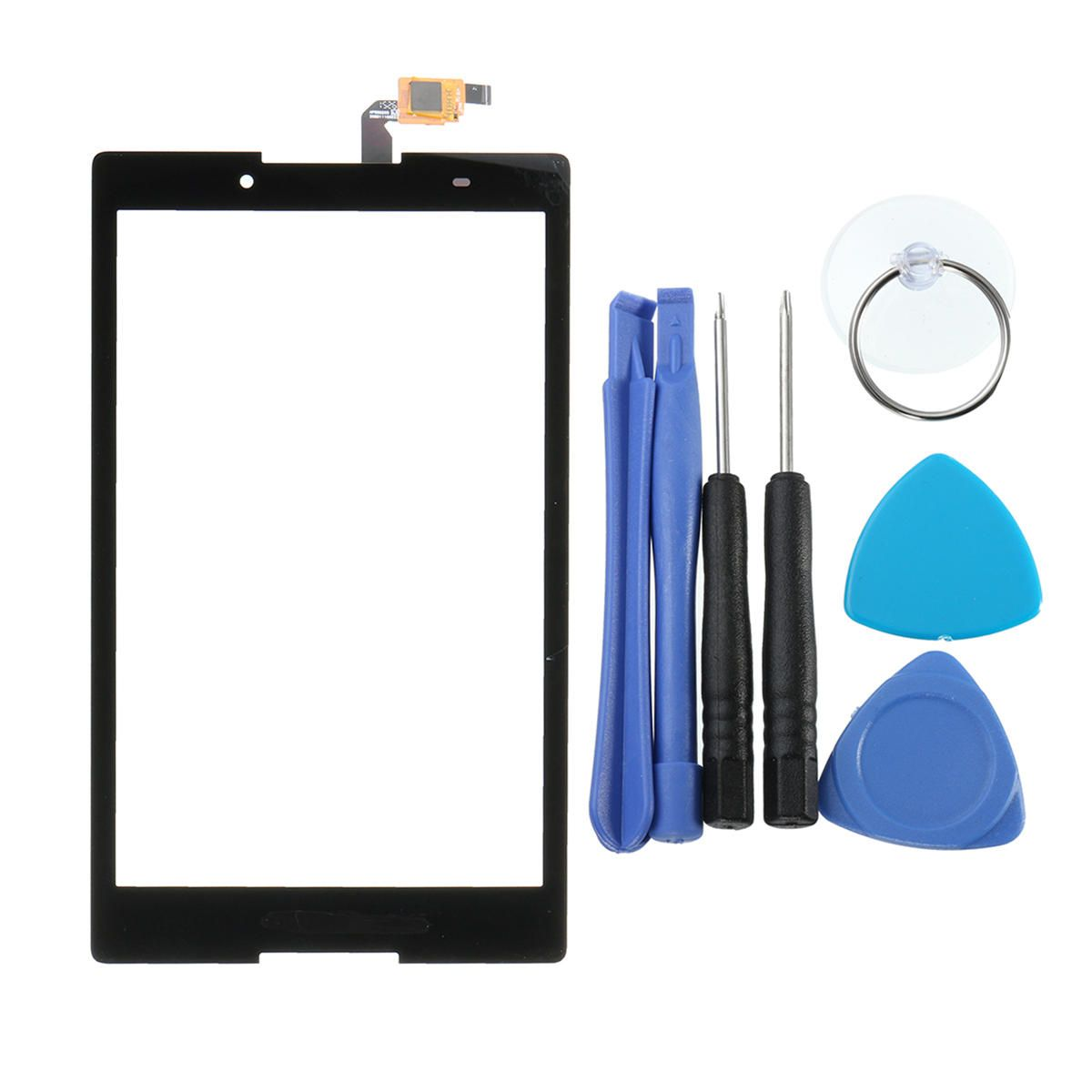 Replacement Touch Digitizer External Screen+Tools For Lenovo Tab 2 A8-50f