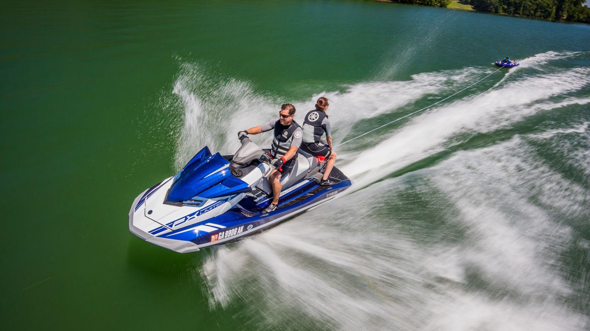 2017 yamaha fx limited yamaha boat water sports