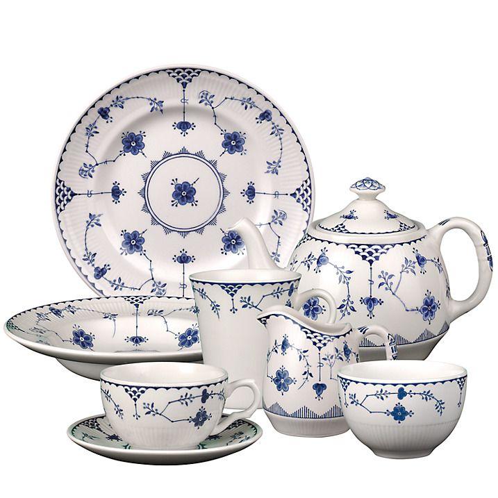 Johnson Brothers Blue Denmark   Dinnerware/Dish Sets   Pinterest ...