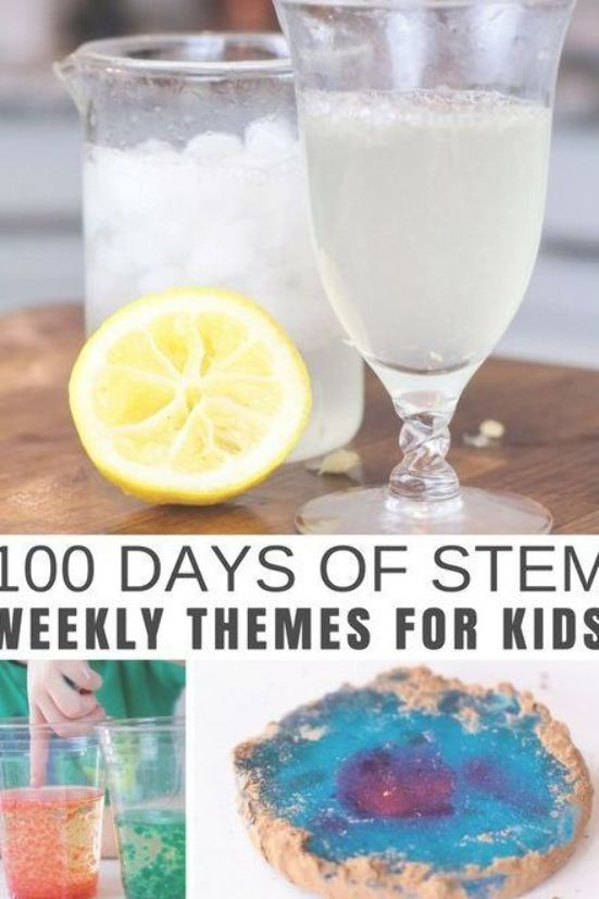 100 Days of Summer STEM Activities and Science Experiments #scienceexperimentsforpreschoolers 100 Days of Summer STEM Activities and Science Experiments #scienceexperimentsforpreschoolers