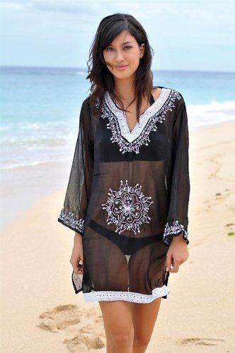 98f387a40b Ordered this tunic to wear over my swimsuit for a cruise I'm going on. Paid  $2.00 extra for expedited shipping and got my purchase ASAP... 3 days!  Yippy!