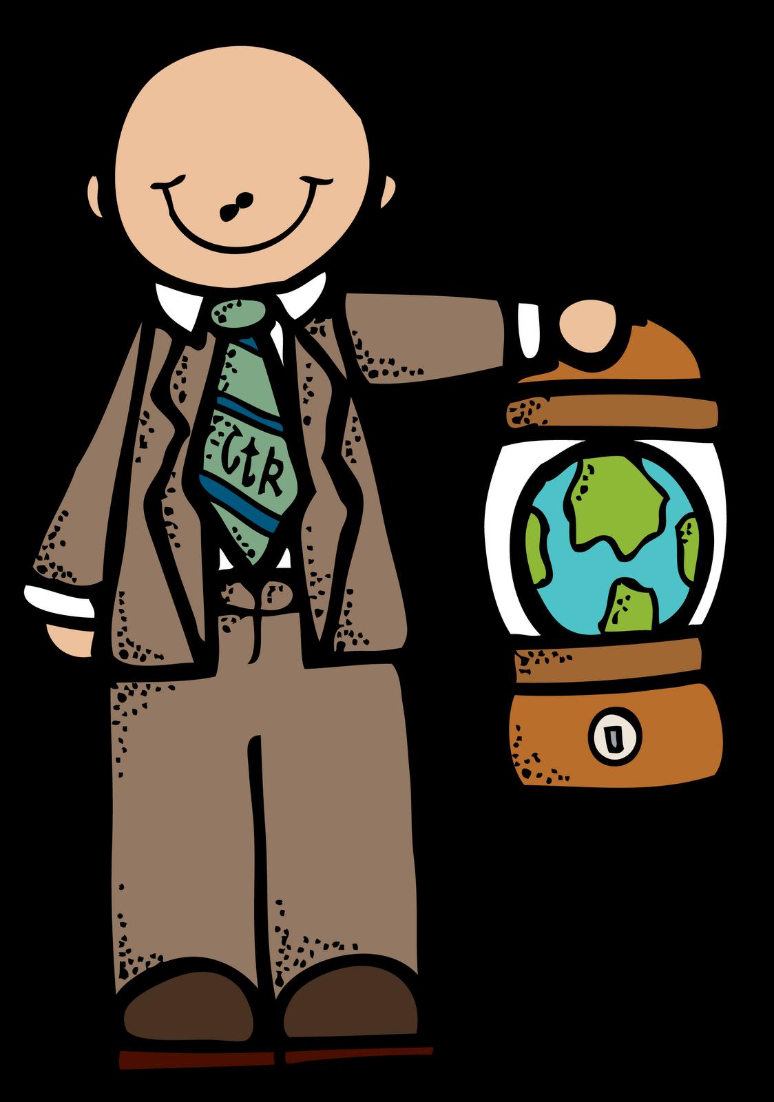 Melonheadz LDS illustrating - lots of great LDS clip art   I Am A ...