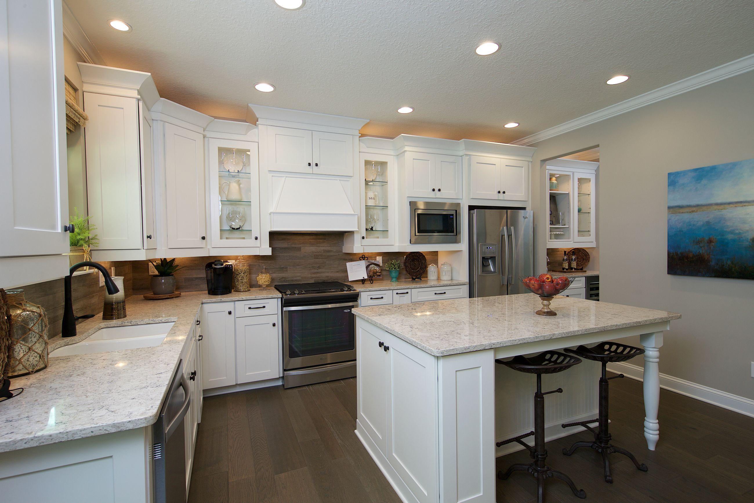 Tradewind Nocatee Kitchen Design Home Kitchens Home