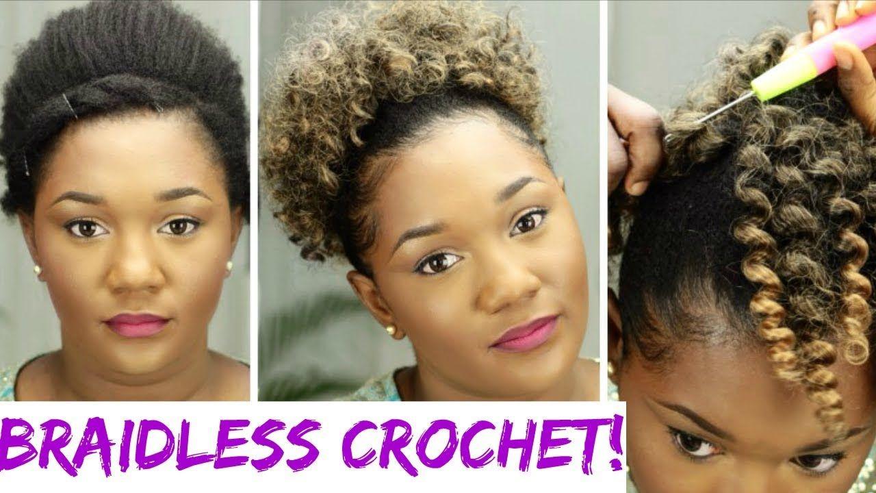 braidless crochet!!! i'm tired of cornrows too! | jamaican
