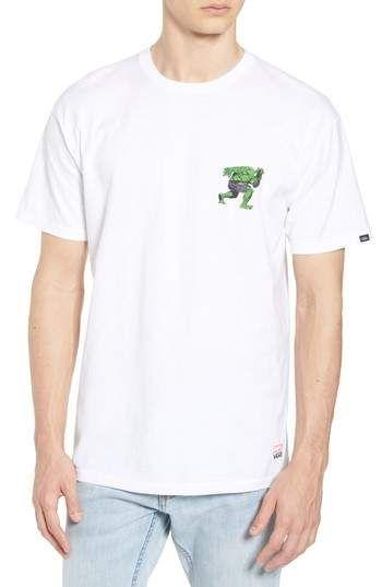 66da436a3c Vans x Marvel Hulk T-Shirt