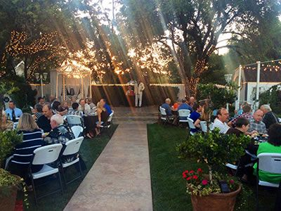 Jennifer S Terrace Tehachapi And Other Beautiful Garden Wedding Venues Detailed Info Prices Photos For Central California Reception Locations